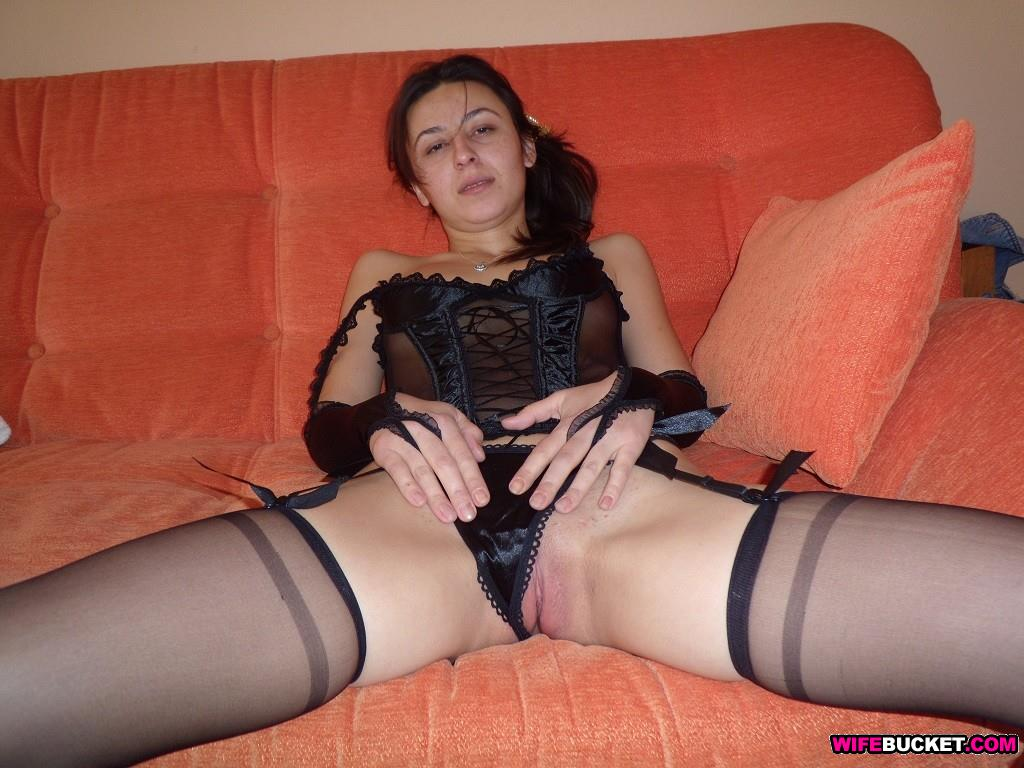 Amateur Pussy Lingerie Porn amateur wife in sexy lingerie - top rated adult website
