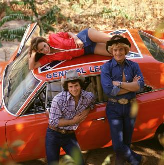 Thunderbird recomended Jessica Simpson in The Dukes Of Hazzard.