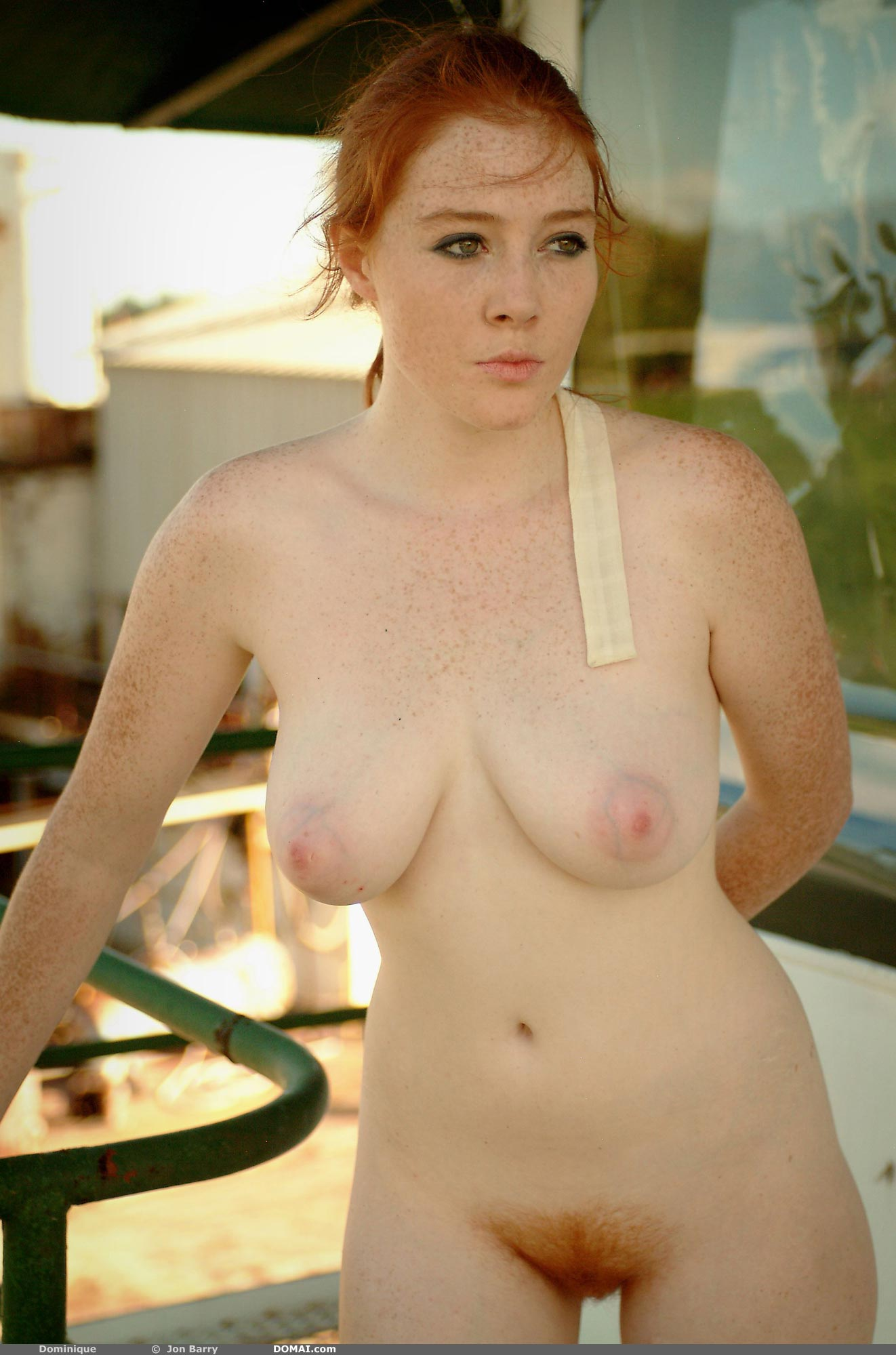 best of Real gallery Nude redhead