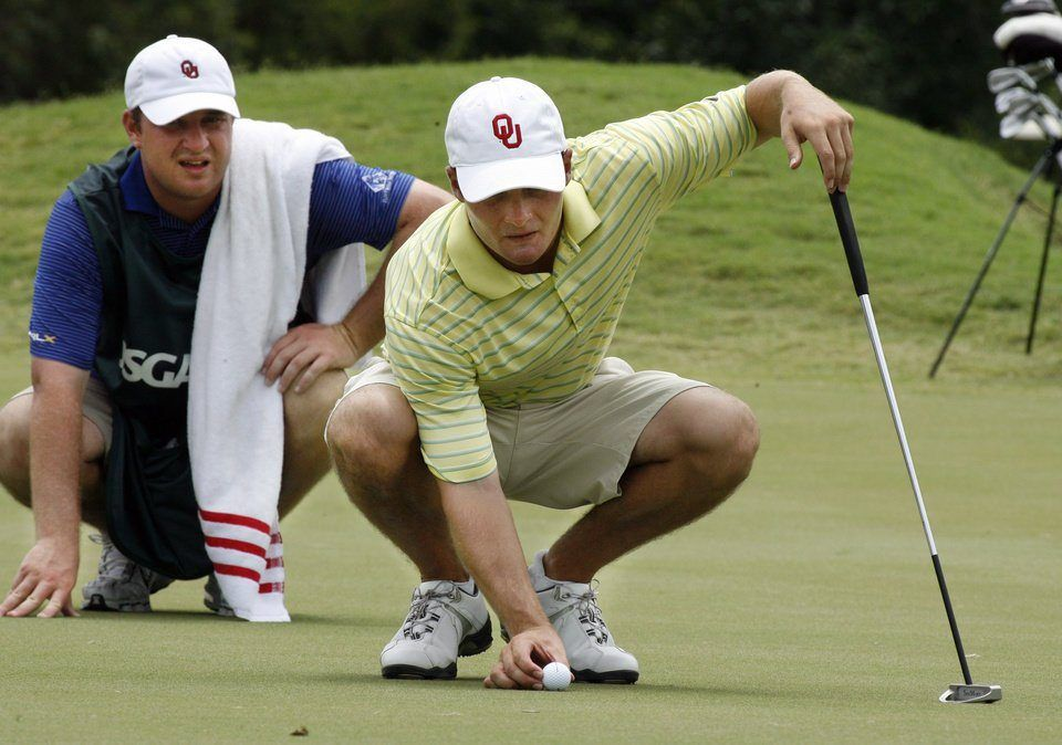 Oklahoma amateur golf tournament