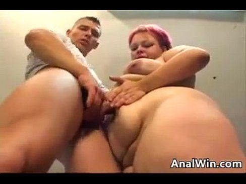 Monster M. reccomend Fat bbw anal amatuer
