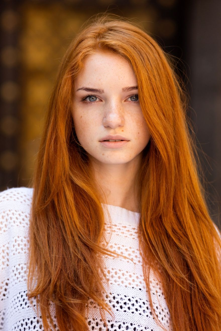 best of Models redhead Teen portfolios