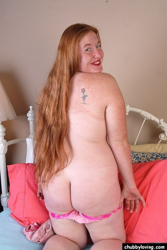 Red H. reccomend Hot bbw redhead nake