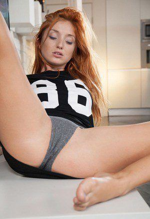 Lord P. S. reccomend Nude real redhead gallery