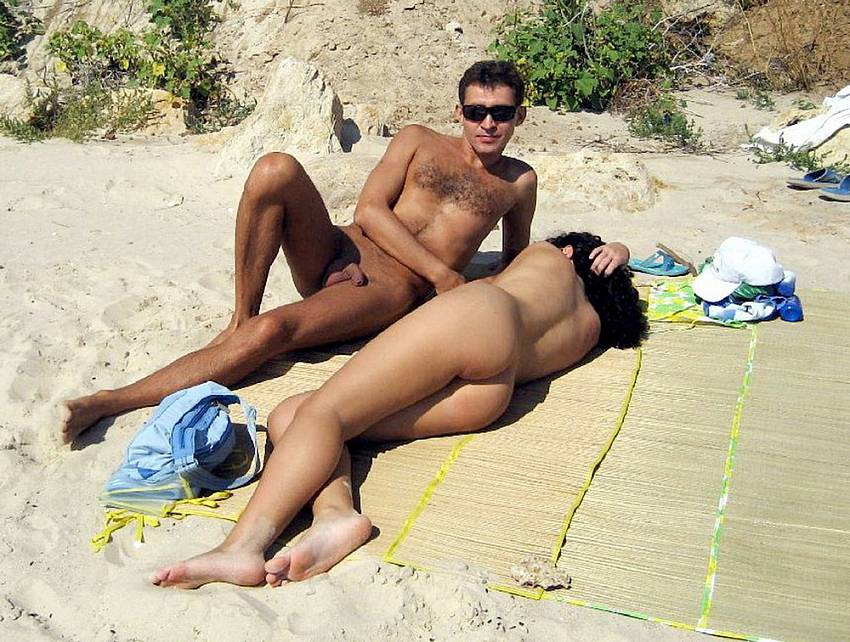 Nude beach in america