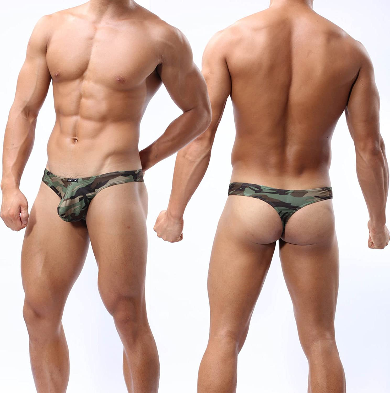 Mens bikini thongs