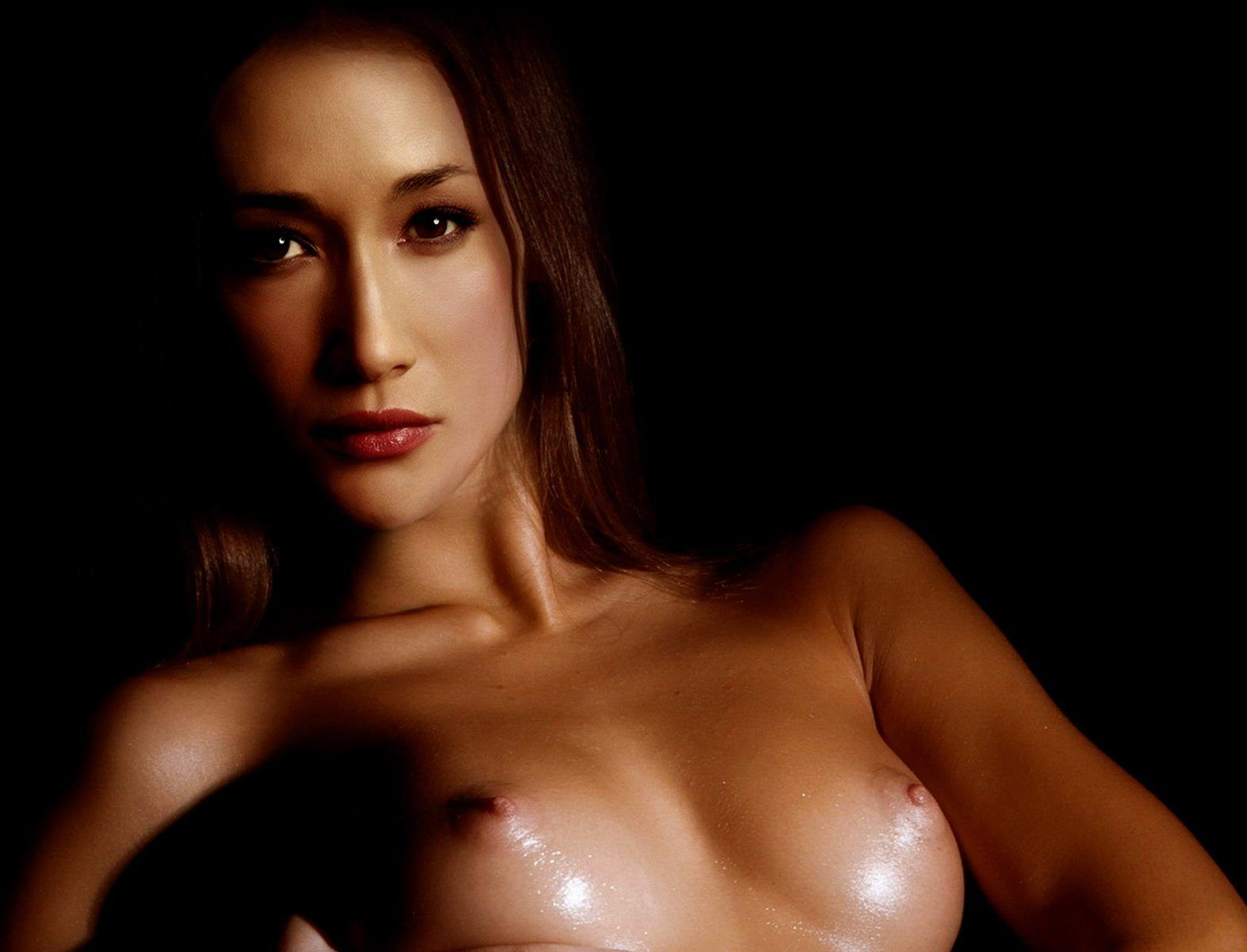 Fake nude photos of maggie q adult gallery excellent