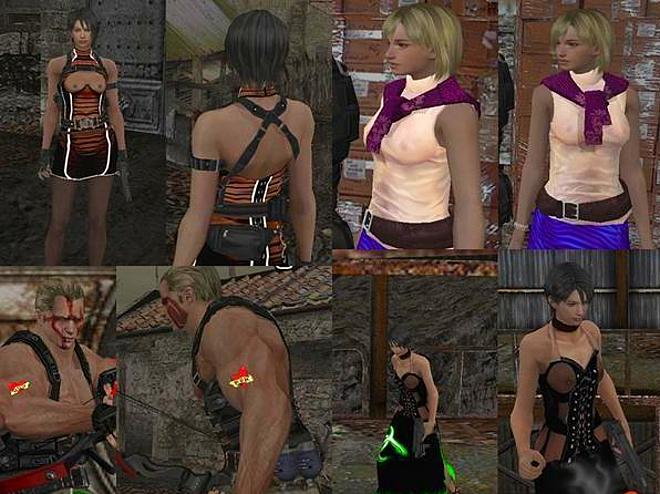 best of Resident evil 4 from Ashley nude
