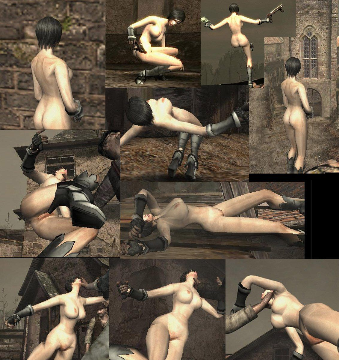 Mammoth reccomend Ashley nude from resident evil 4