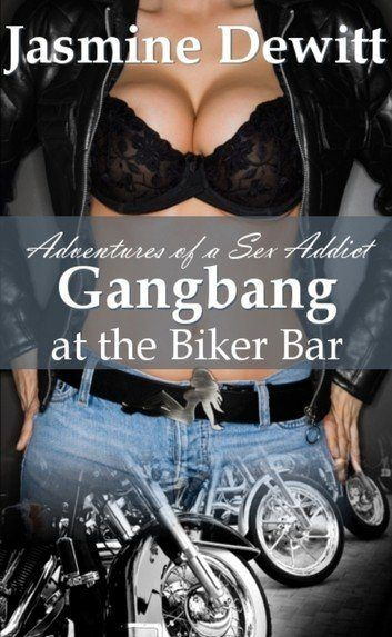 Biker bar gang bang