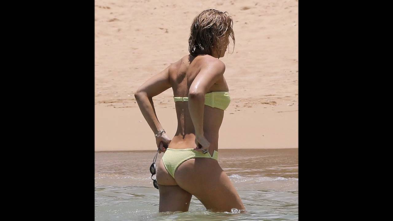 Jennifer hudson naked butt