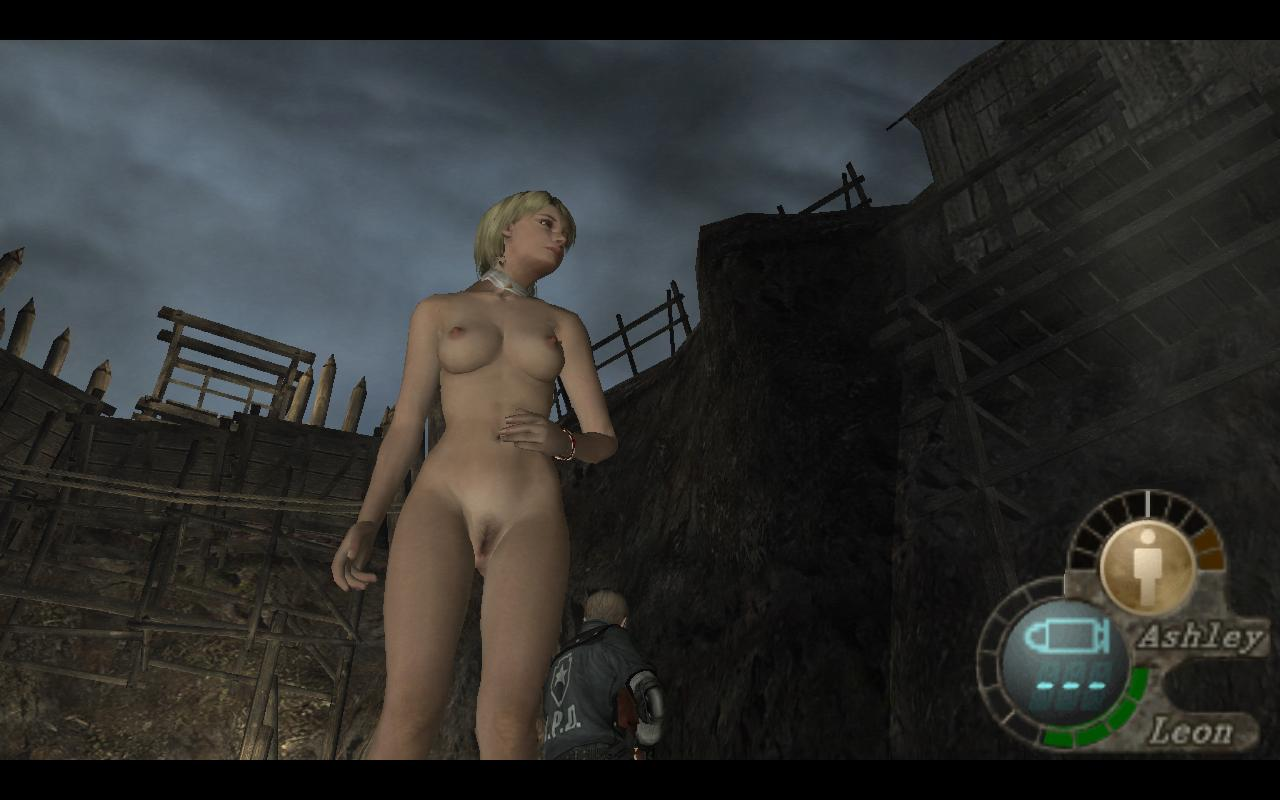 Ashley nude from resident evil 4