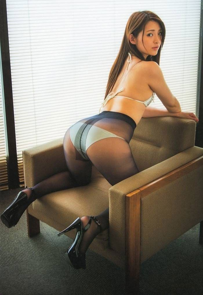 Erotic pantyhose models
