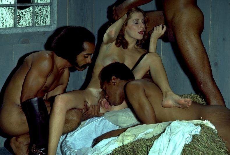 best of Gangbang porn Interracial sex