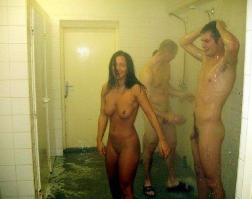 Sgt. C. reccomend Co ed bathroom nude photos