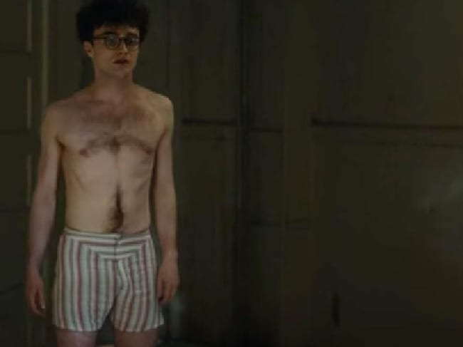 best of Nude Daniel in play radcliffe
