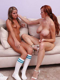 lesbian young and old sex