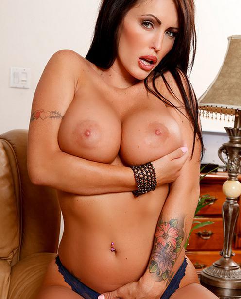 Nude girl full screen pic