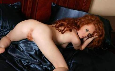 best of Natural Nude redhead sexy