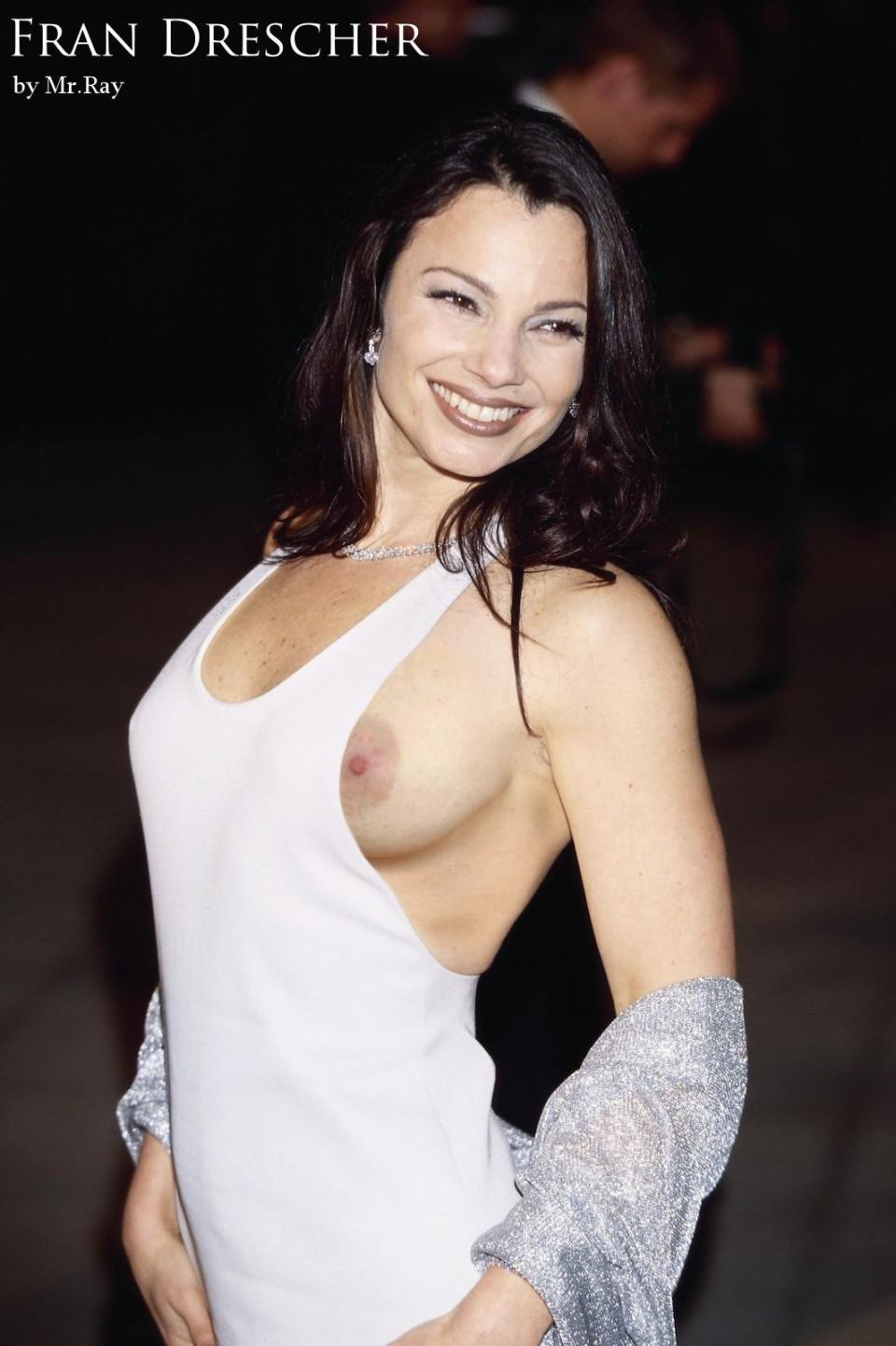 Fran Drescher Nudes